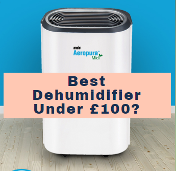 Best dehumidifier under £100