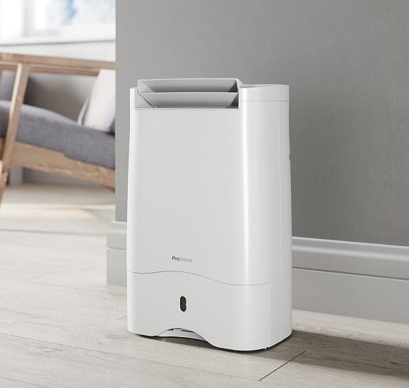 Pro Breeze 10L Desiccant Dehumidifier